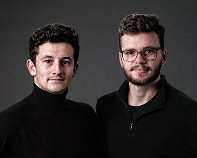 Felix Theurer und Felix Hübner