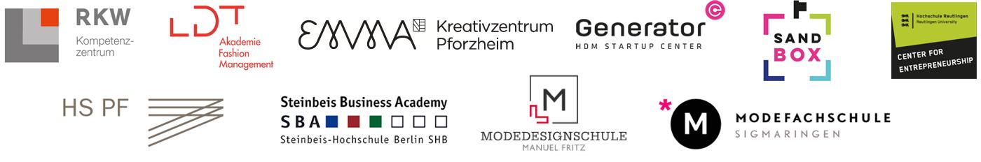 Logos FCC Referenzen